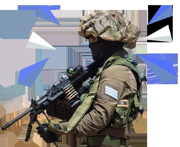 פסורי YOUNG - צבא
